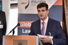 Enrique-Latin America Insurance Law Seminar Madrid