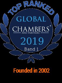 Global Chambers and Partners 2019