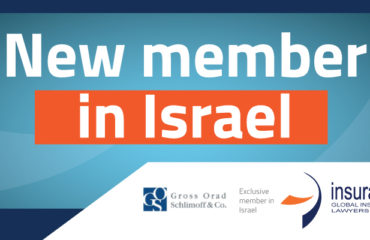 New member in Israel
