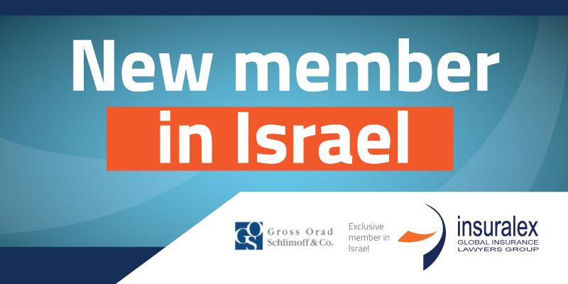 New member in Israel