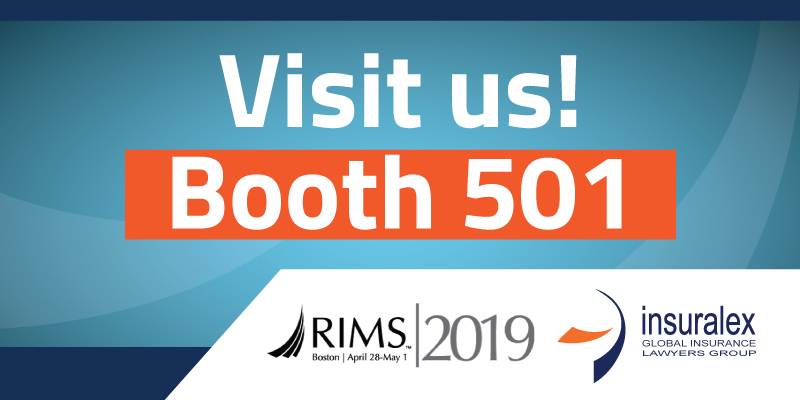 Insuralex at RIMS Boston 2019